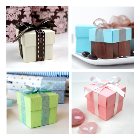 Flair with Favour Boxes