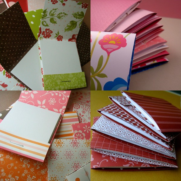 Sweet and Sassy Notepad Favours