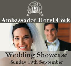 Wedding Showcase: Ambassador Hotel in Cork City