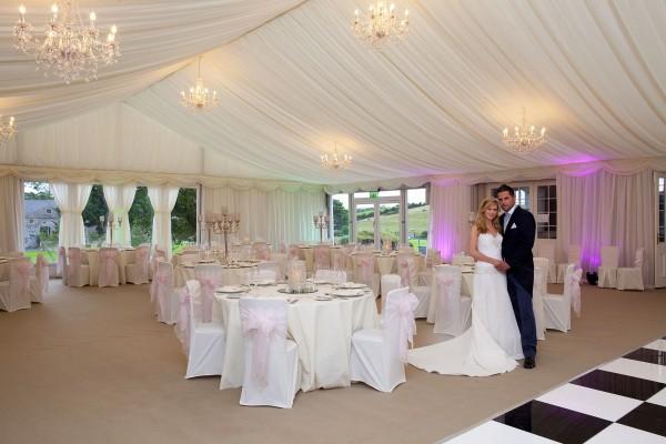Clonabreany Marquee - Meath's Newest Wedding Venue