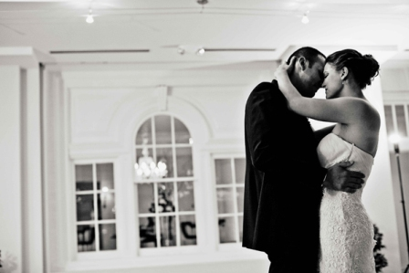 Hitting the Dance Floor: Choosing a Song for Your First Dance
