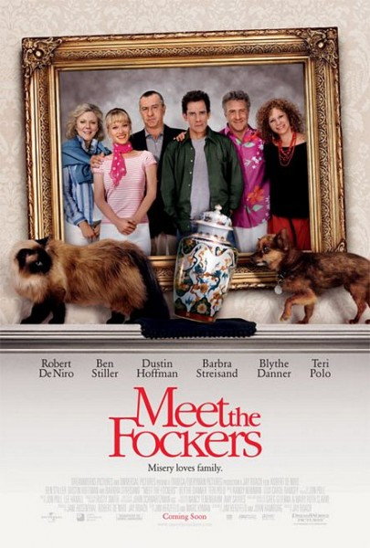 Meet the Fockers….Tips on Dealing with the In Laws