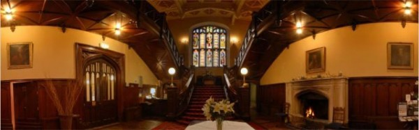 Markree Castle Named Ireland's Wedding Venue of the Year 2009