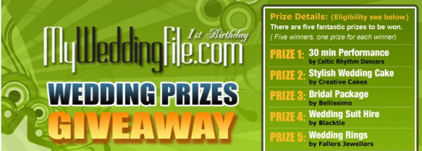 Facebook Competition – MyWeddingFile.com