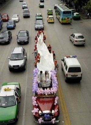 Wedding Cars – Pick Your Ride!