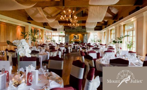 2010 Wedding Survey: Win a 2 night break in Mount Juliet!