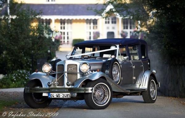 Top Tips on choosing a Wedding Car