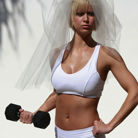 Wedding Fitness: 4 months before the big day
