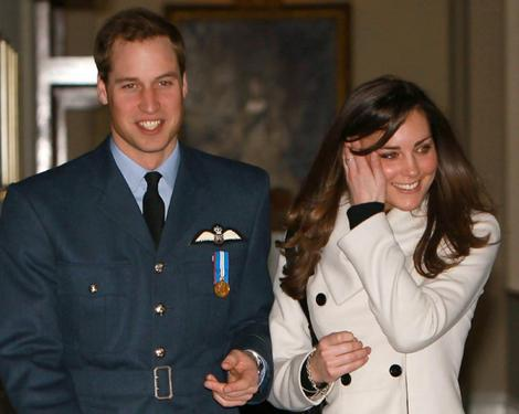Prince William Engaged!