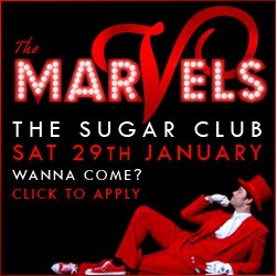 Be a VIP with The Marvels!