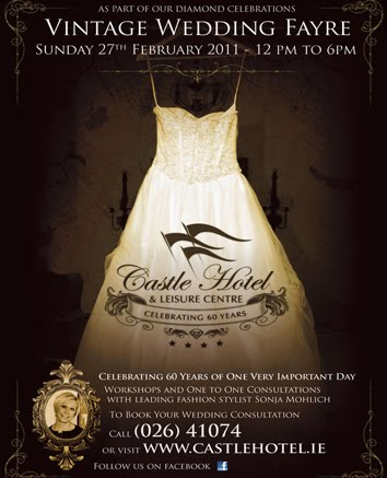 Vintage Wedding Fayre: Castle Hotel
