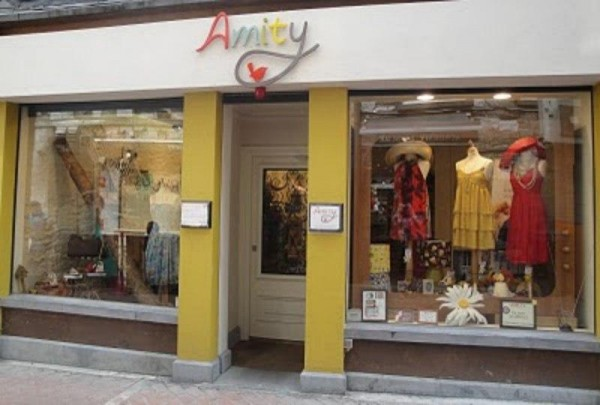 Quirky Bridesmaids Dresses from Amity
