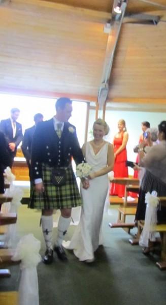 Killarney Wedding of our Blogging Bride