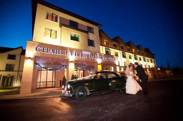 Wedding Showcase: Charleville Park Hotel