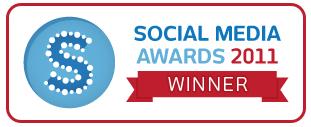 Winners!! Social Media Awards 2011