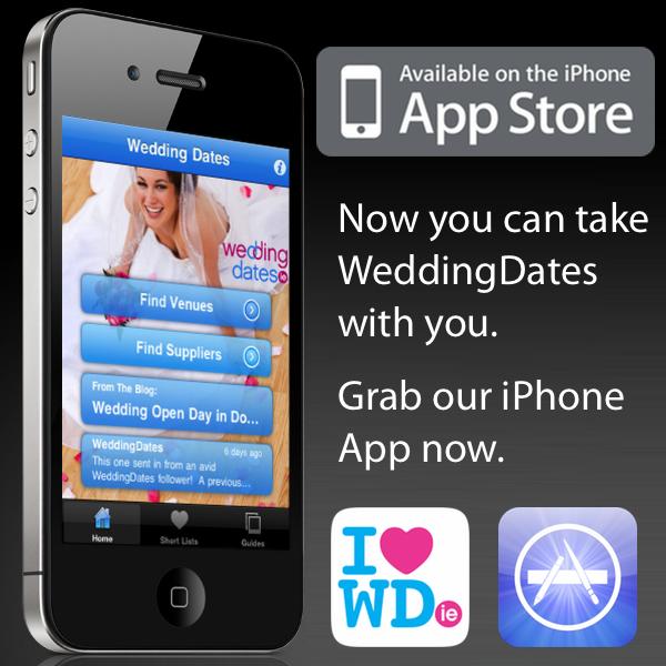Introducing….the WeddingDates App