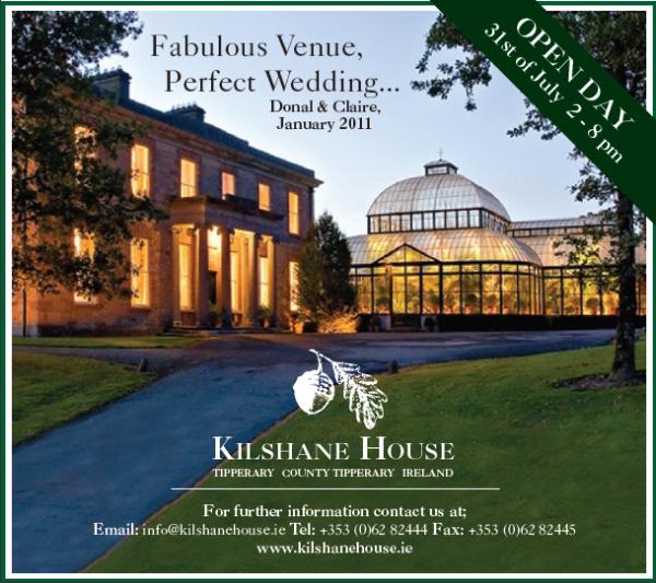 Private Wedding Venue – Kilshane House Open Day