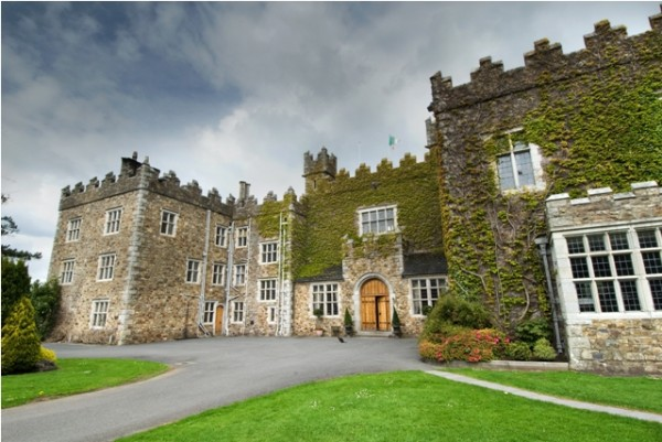 Competition Time! Stay in a Castle in the sunny South East!