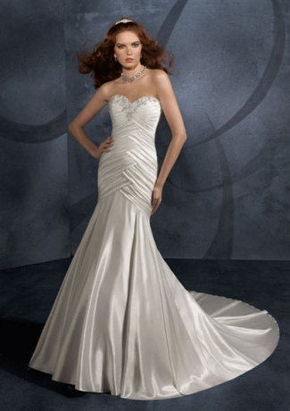 Wedding Dresses for all shapes & sizes