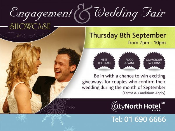 Leinster Couples – City North Hotel Wedding Fair