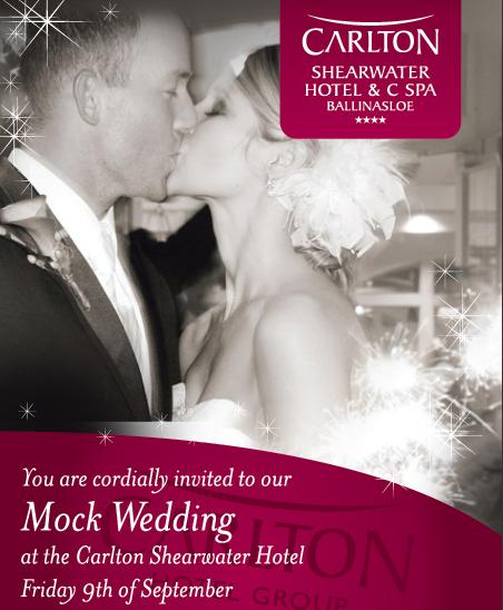 Get your kicks at a Mock Wedding!