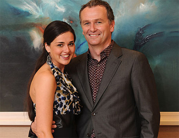 Kerry's hottest couple tie the knot in Tralee