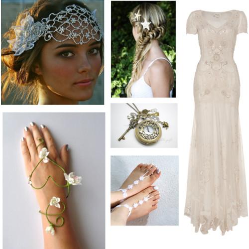 Moodboard: Ethereal Bride