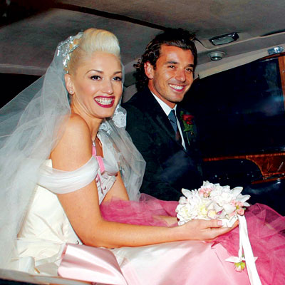 Throwback Thursday Best Celebrity Weddings