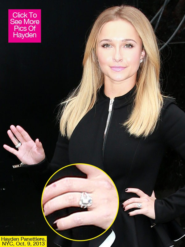 Celebrity Enagement: Hayden Panettiere Decides to Wed Fast
