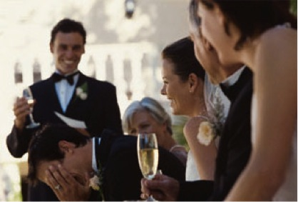 WEDDING SPEECHES – WHAT TO SAY