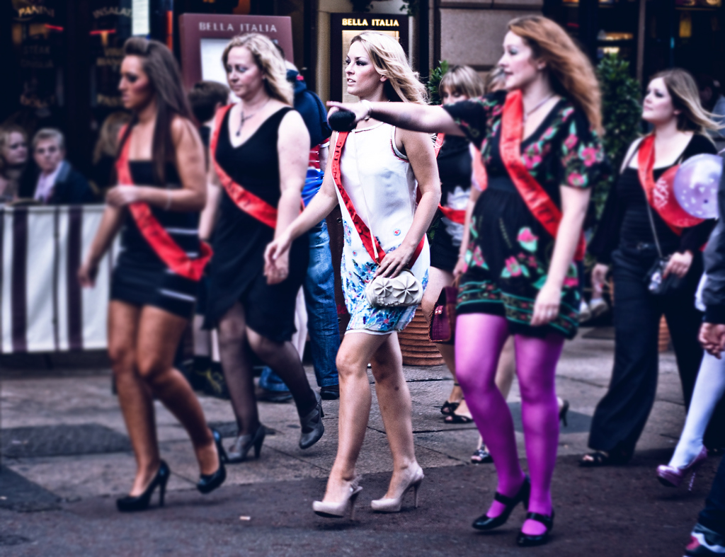 Top 10 Hen Party Rules