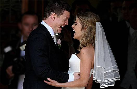 Our Favourite Irish Celebrity Weddings