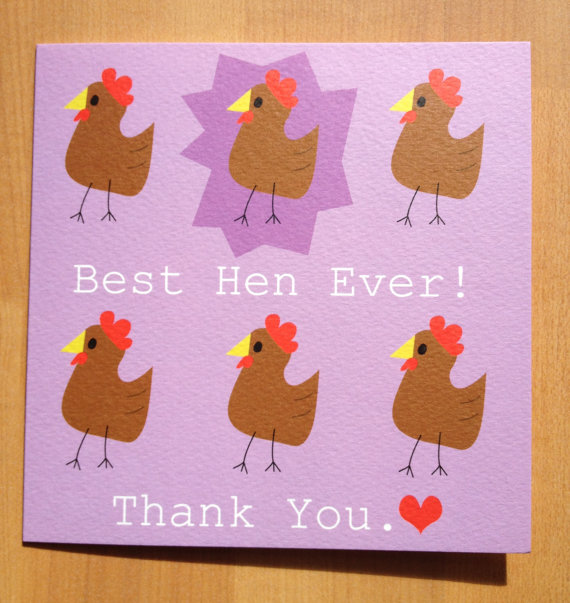 FUN and trendy Hen Party Themes