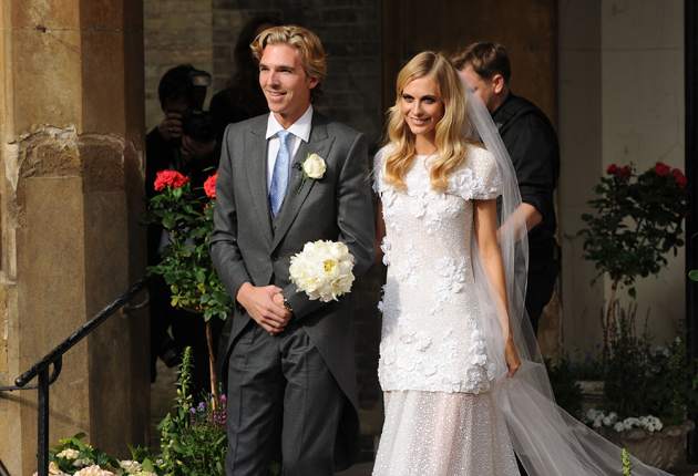 This is our Dream Wedding! Inside Poppy Delevingne's Big Day