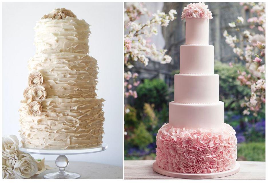 Wedding Cake Trends
