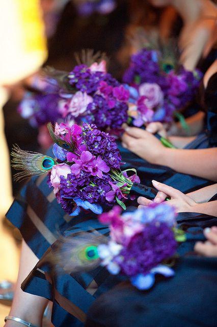 Navy & Purple
