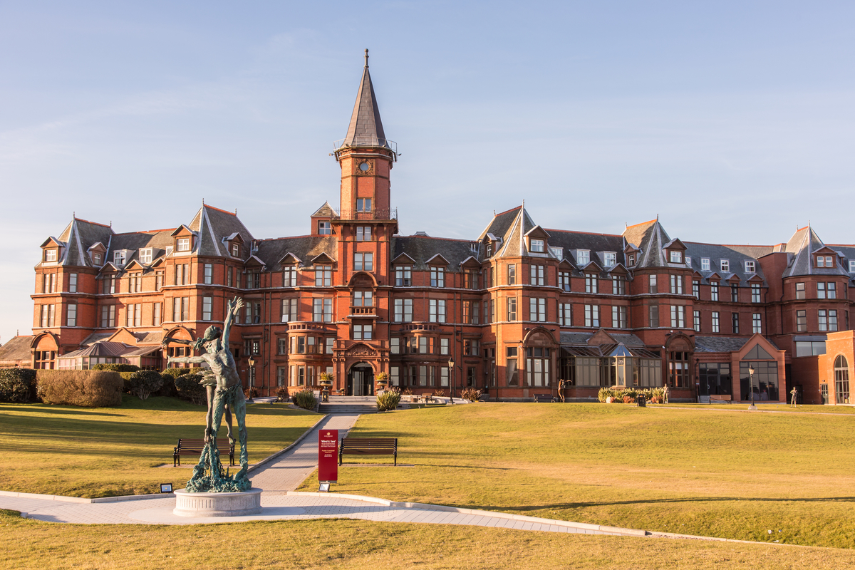 Slieve Donard Resort and Spa, Down Wedding Venue