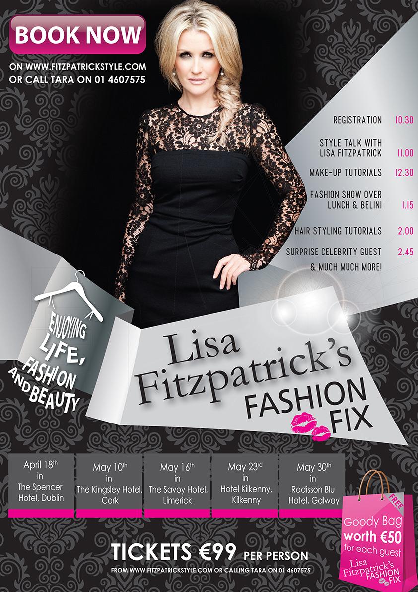 Hen Party Idea: Lisa Fitzpatrick's Fashion Fix Workshops