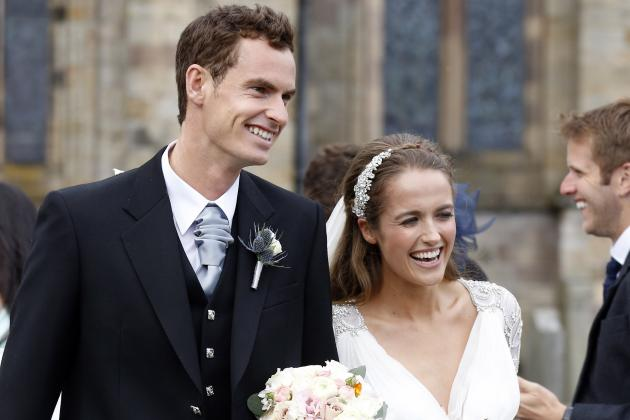 Andy Murray & Kim Sears Wedding - Scotland's Royal Couple