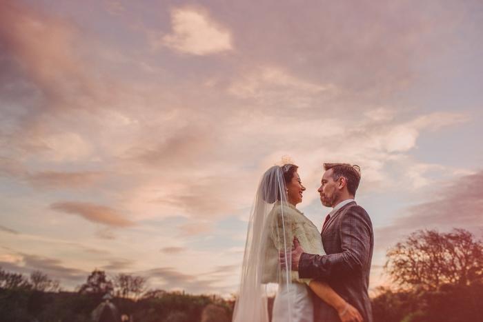Real Wedding: The Shelbourne Hotel, Dublin Wedding Venue