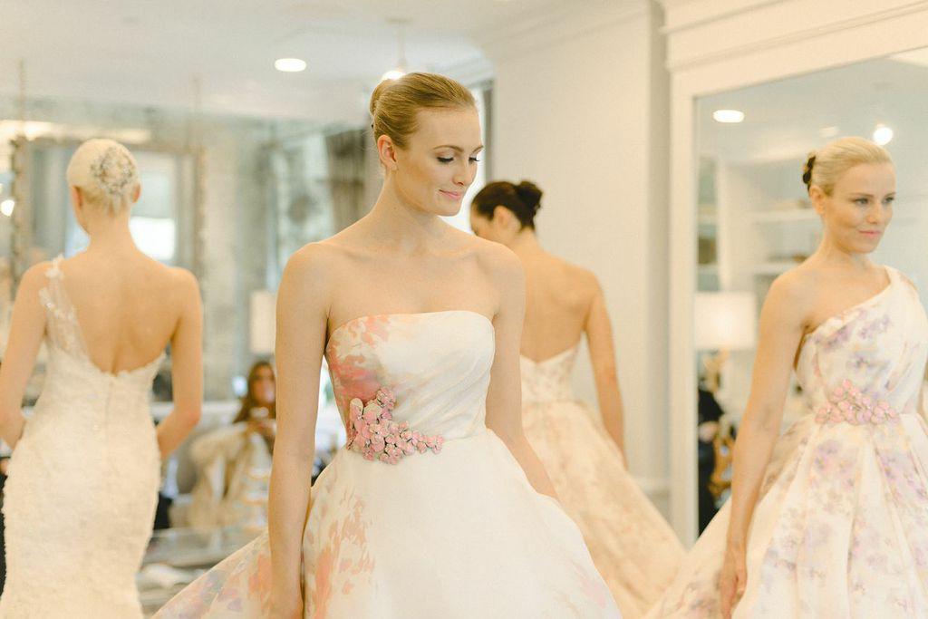 Bridal Fashion Week - Romona Keveza Wedding Dress