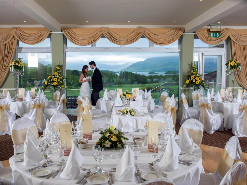 Castlerosse Hotel & Holiday Homes, Kerry Wedding Venue