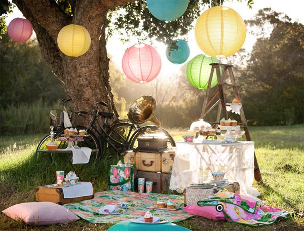 Hen Party Ideas: Picnic Time