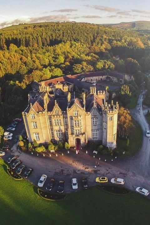 Kinnitty Castle Hotel, Offaly