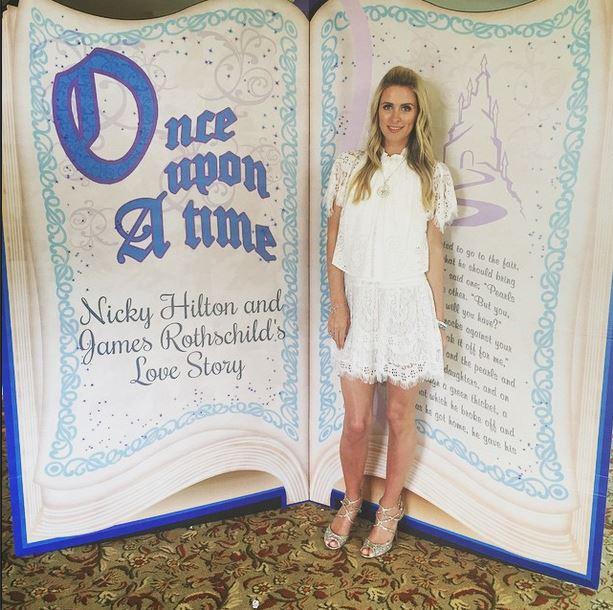 Nicky Hilton Bachelorette