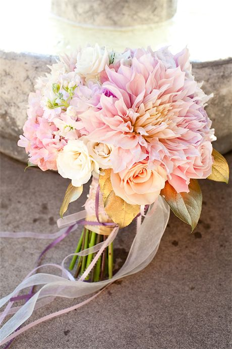 Never DIY Your Wedding Flowers
