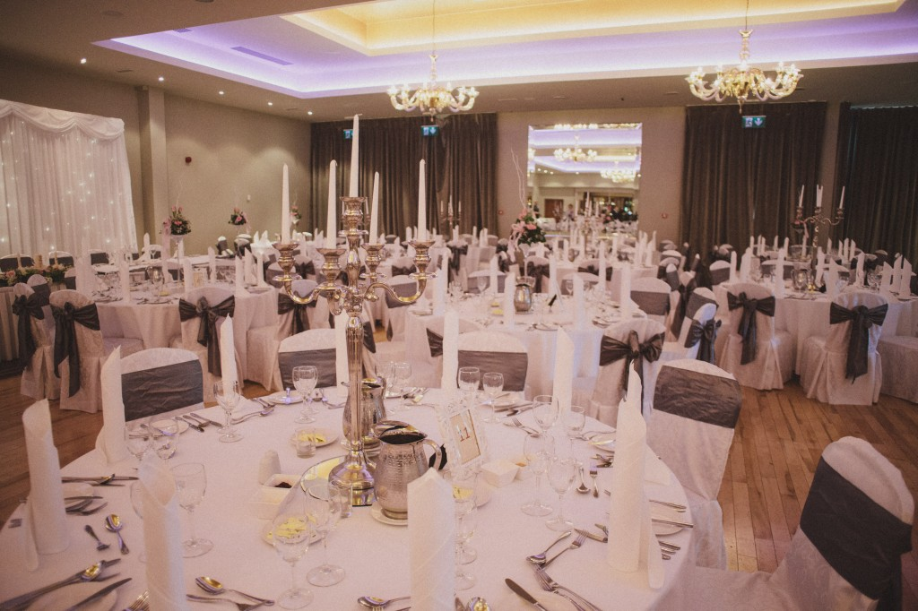 Grace & Shane Wedding Lough Rea Hotel