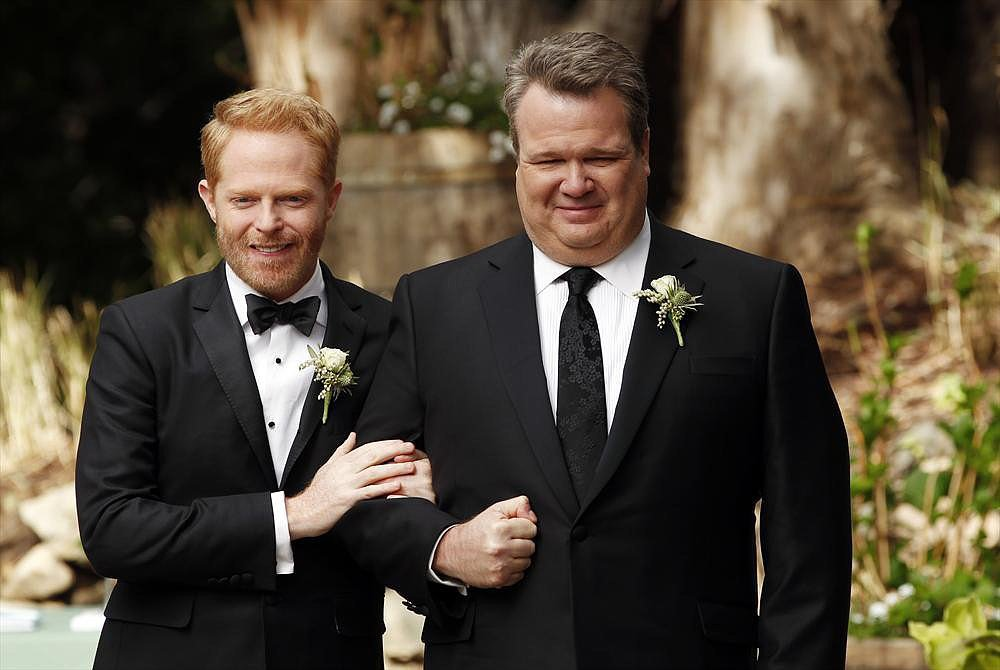 Mitchell & Cameron Modern Family TV Wedding