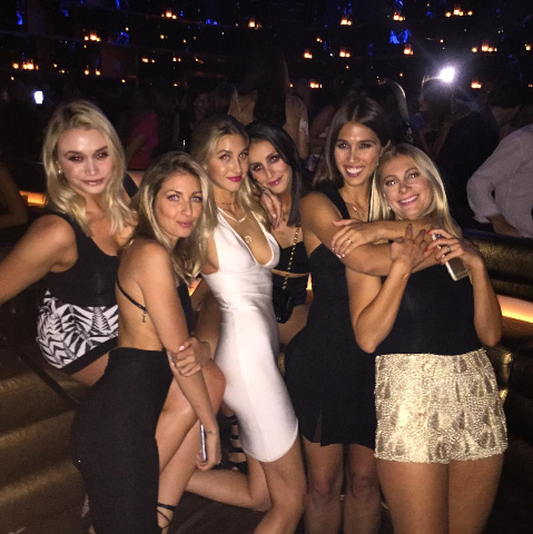 Whitney Port Hen Party