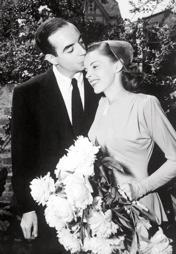 Judy Garland & Vincente Minnelli